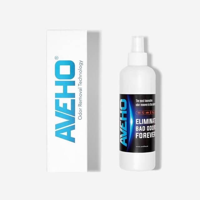 Dung dịch xử lý mùi hôi xe hơi Aveho