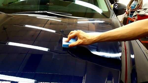 Quy trình bảo dưỡng Nano ô tô tại trung tâm AP Car Care