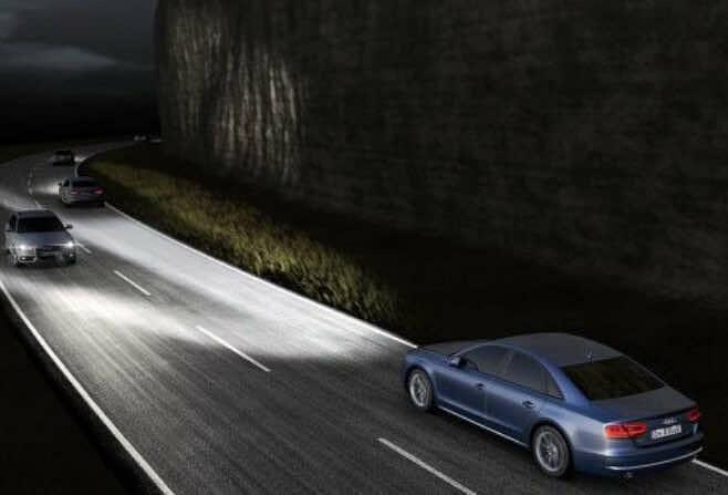 dịch vụ độ đèn xe ô tô