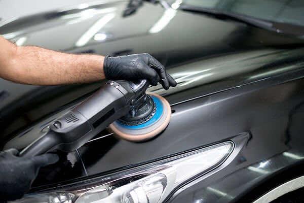 Cách xử lý xe bị trầy xước