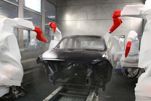 nước sơn ô tô Đức