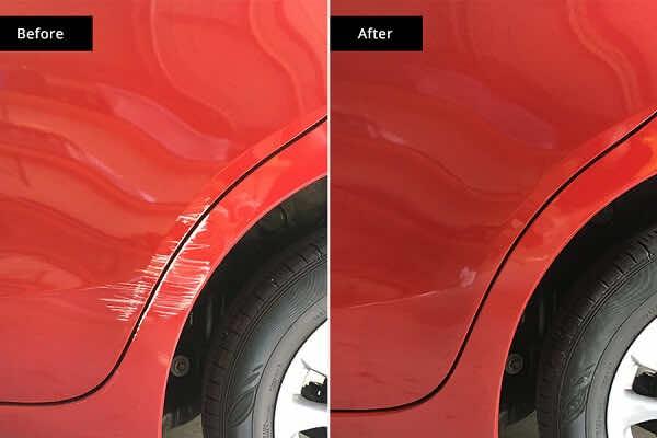 5 Vấn đề thường xảy ra trên bề mặt sơn khi sử dụng xe ô tô