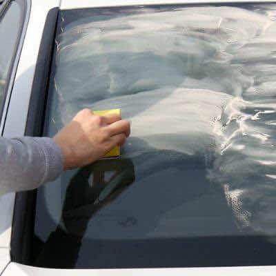 Avata Tẩy ố kính ô tô