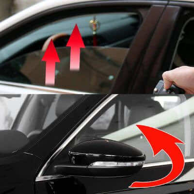Avata Gập gương lên kính ô tô