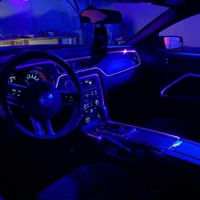 Avata Led viền nội thất ô tô